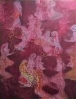 studio1world bahai inspired art - Feminine Blossoms
