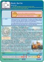 studio1world bahai inspired art - Infographic: 1844 - Islamic prophecy.
