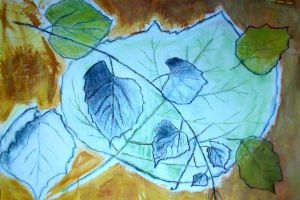 studio1world bahai inspired art - Autumn